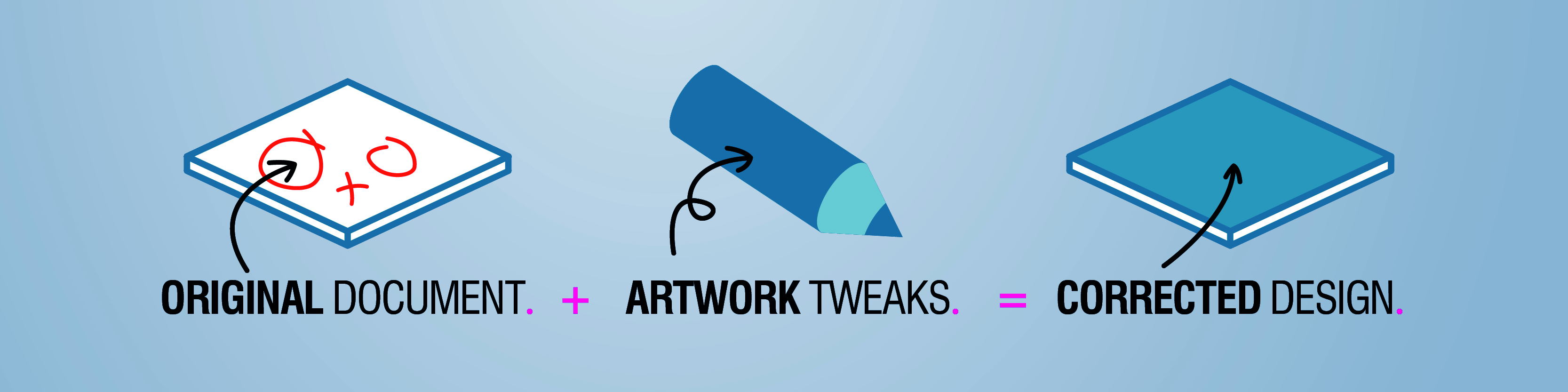 Product Layers - Artwork Tweaks