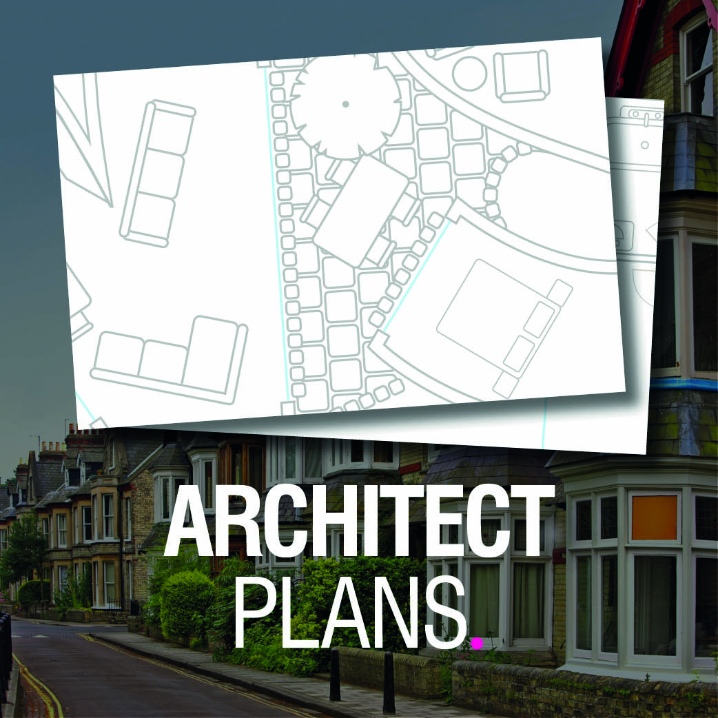 Product Image - Architects Plans