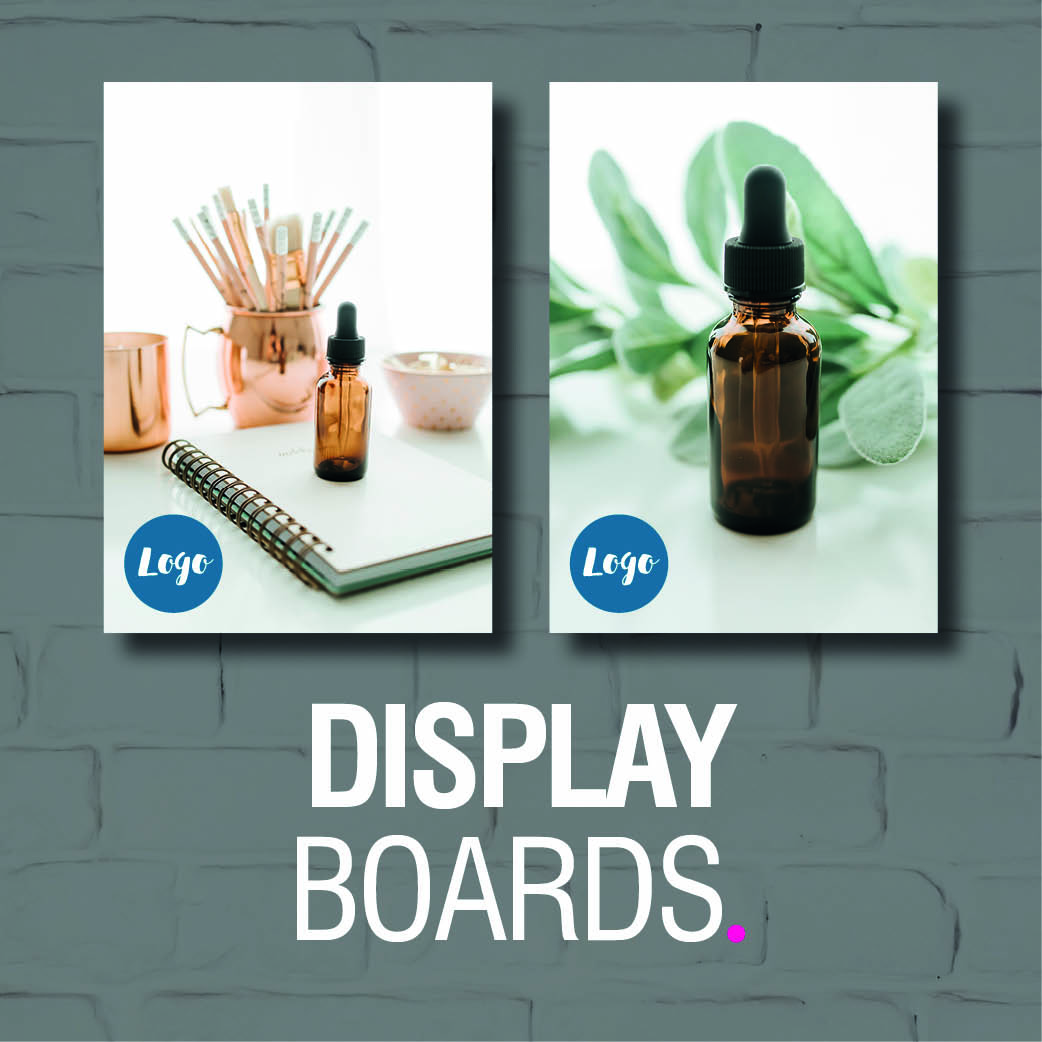 Product Image - Display Boards