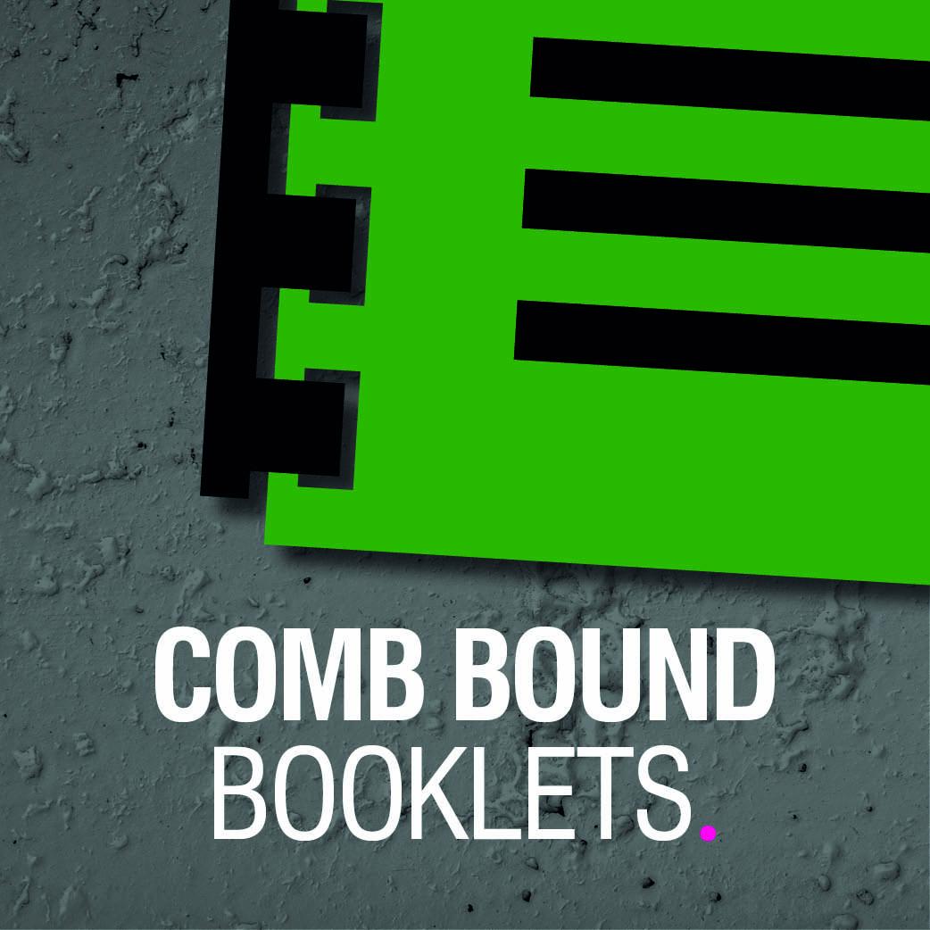 Product Tile - Comb Booklet v