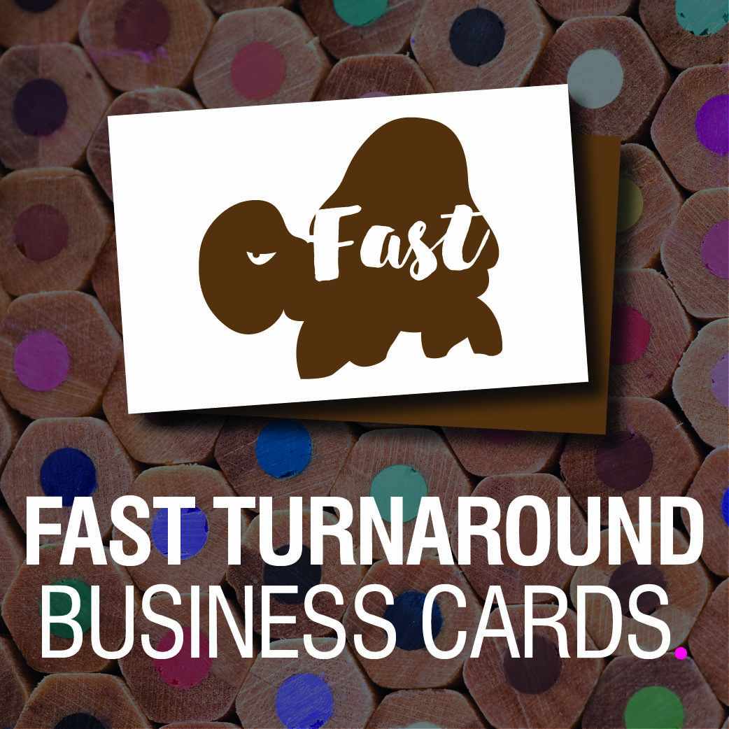 Product Tile - Fast Turnaround Business Cards