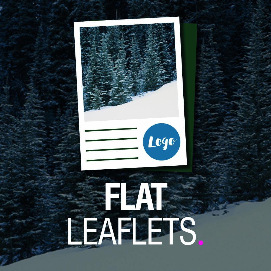 Product Tile - Flat Leaflet