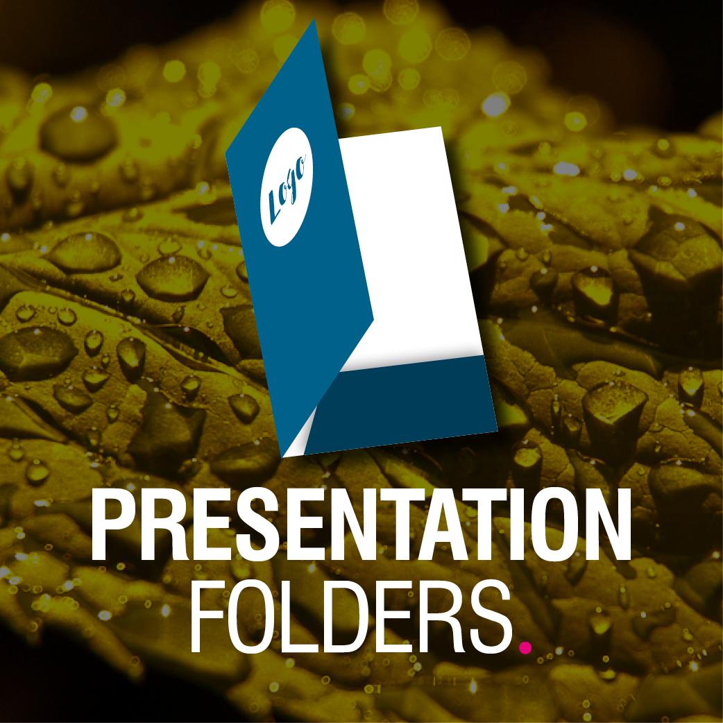 Product Image - Presentation Folders 2