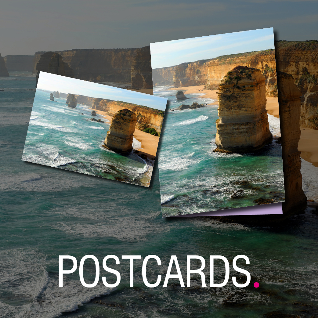 Product Tile - Postcards