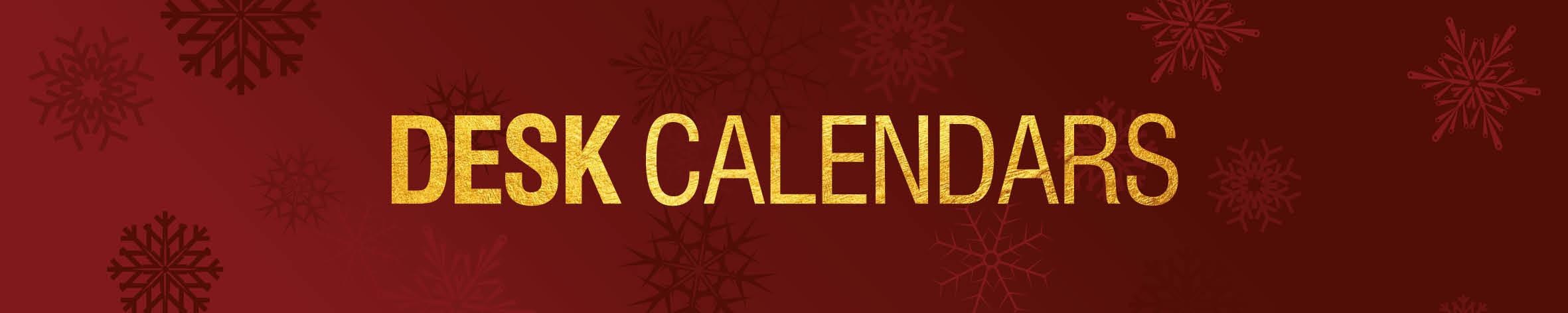 Christmas Desk Calendar Banner 19