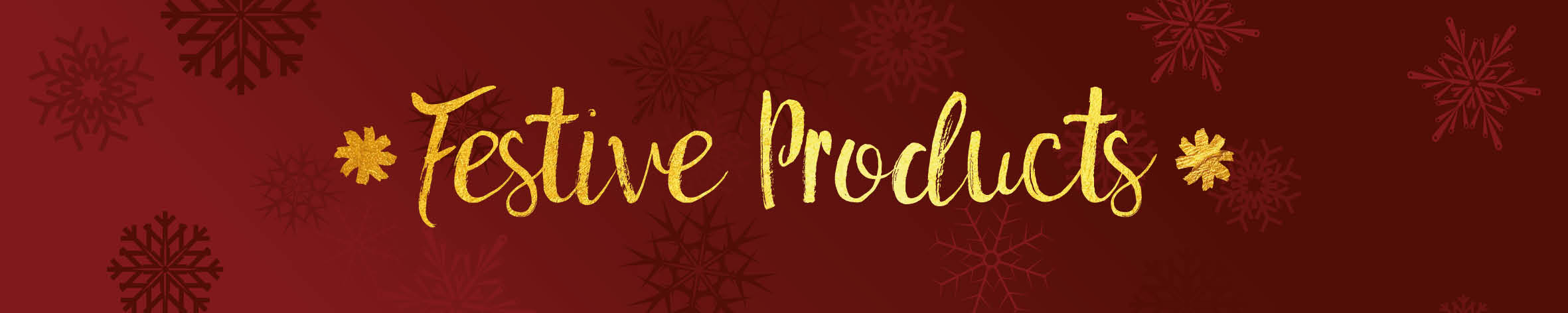 Christmas Product Page Banner 19