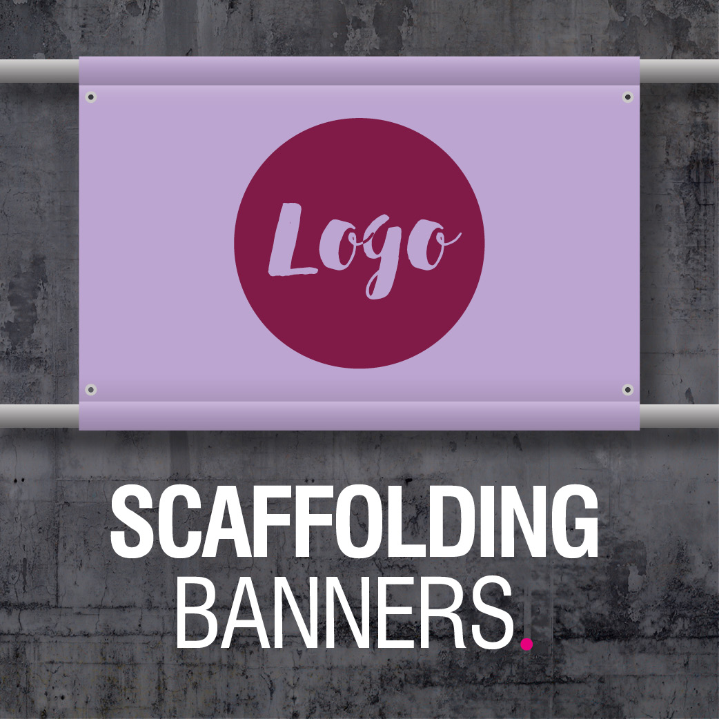 Product Image - Scaffolding Banners
