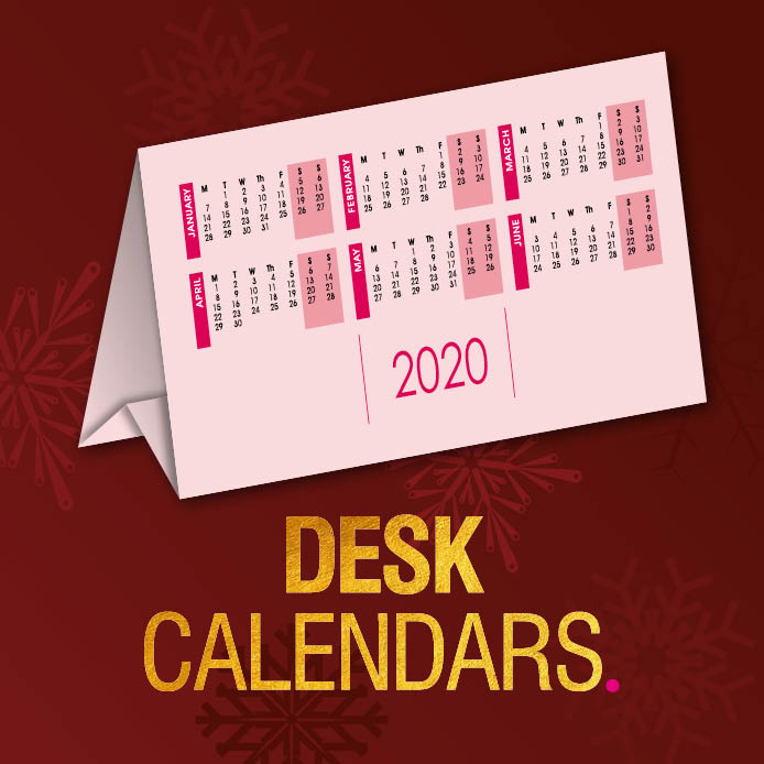 Product Tile - Desk Calendar 19