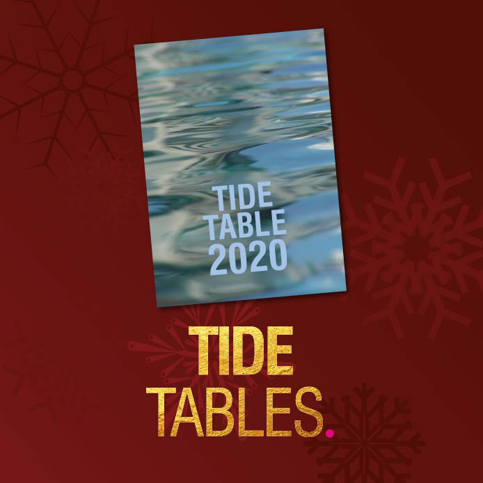 Product Tile - Tide Table 19