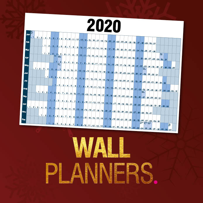 Product Tile - Wallplanner 19