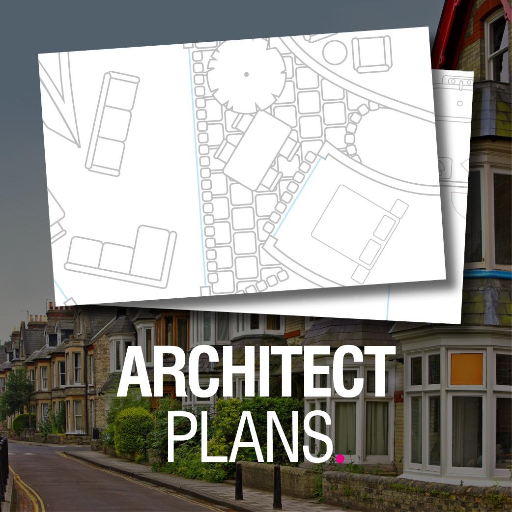 Product Image - Architects Plans 3