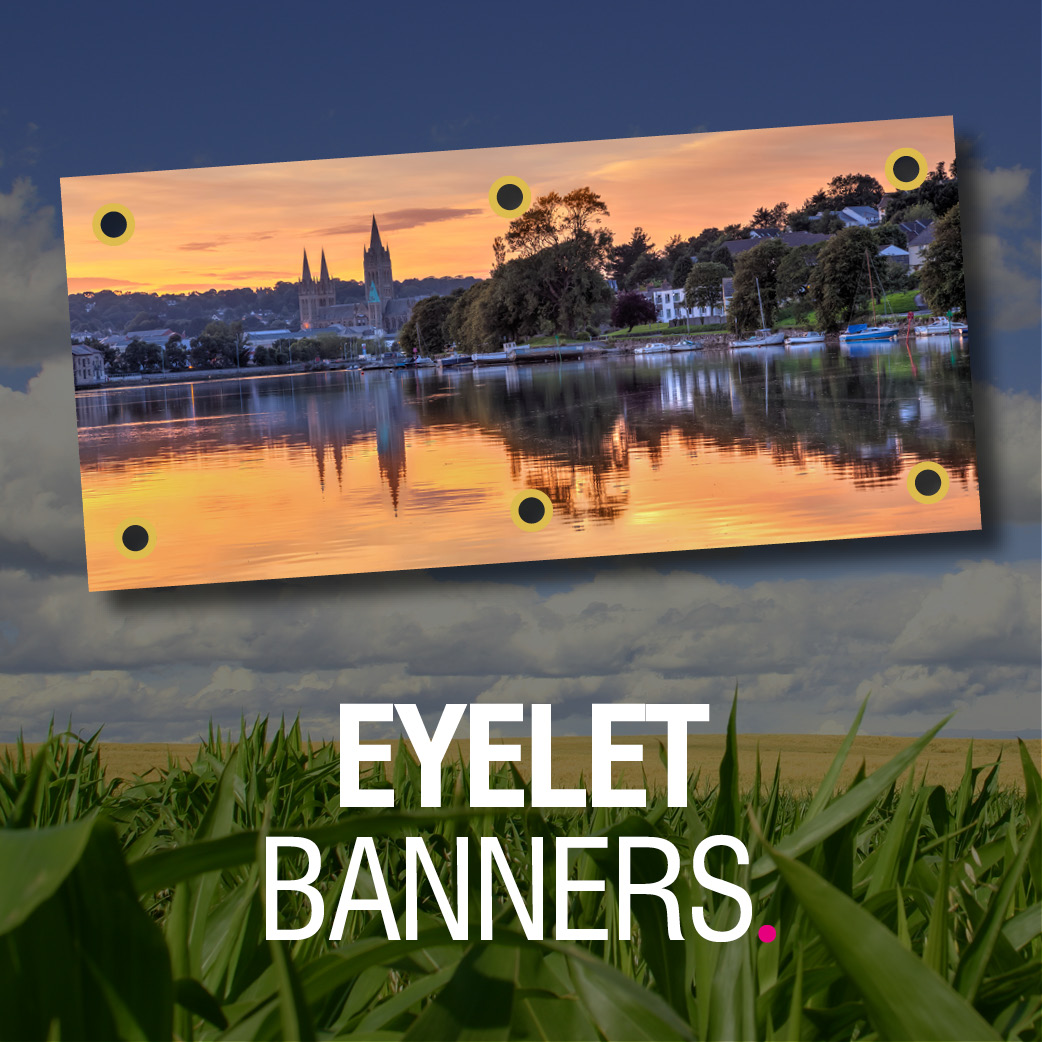 Product Image - Eyelet Banners