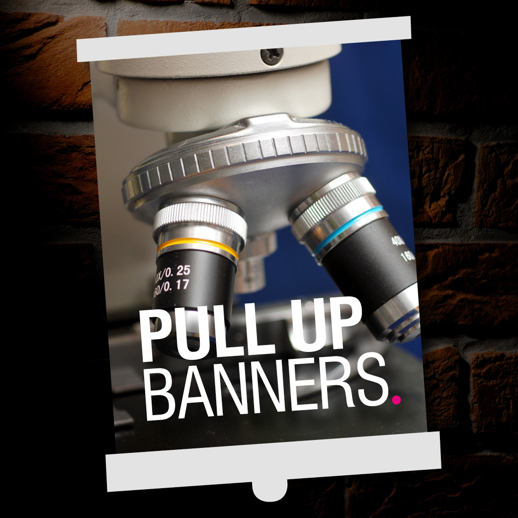 Product Image - Pull Up Banner