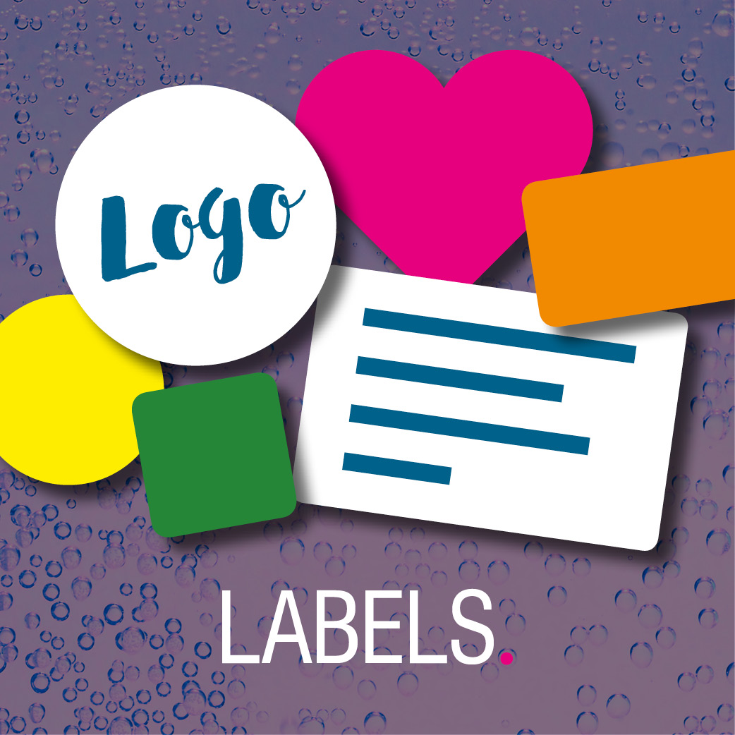 Product Tile - Labels