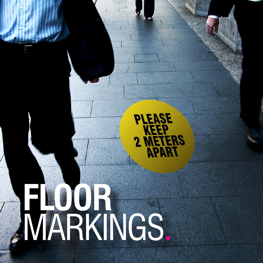 Floor Markings