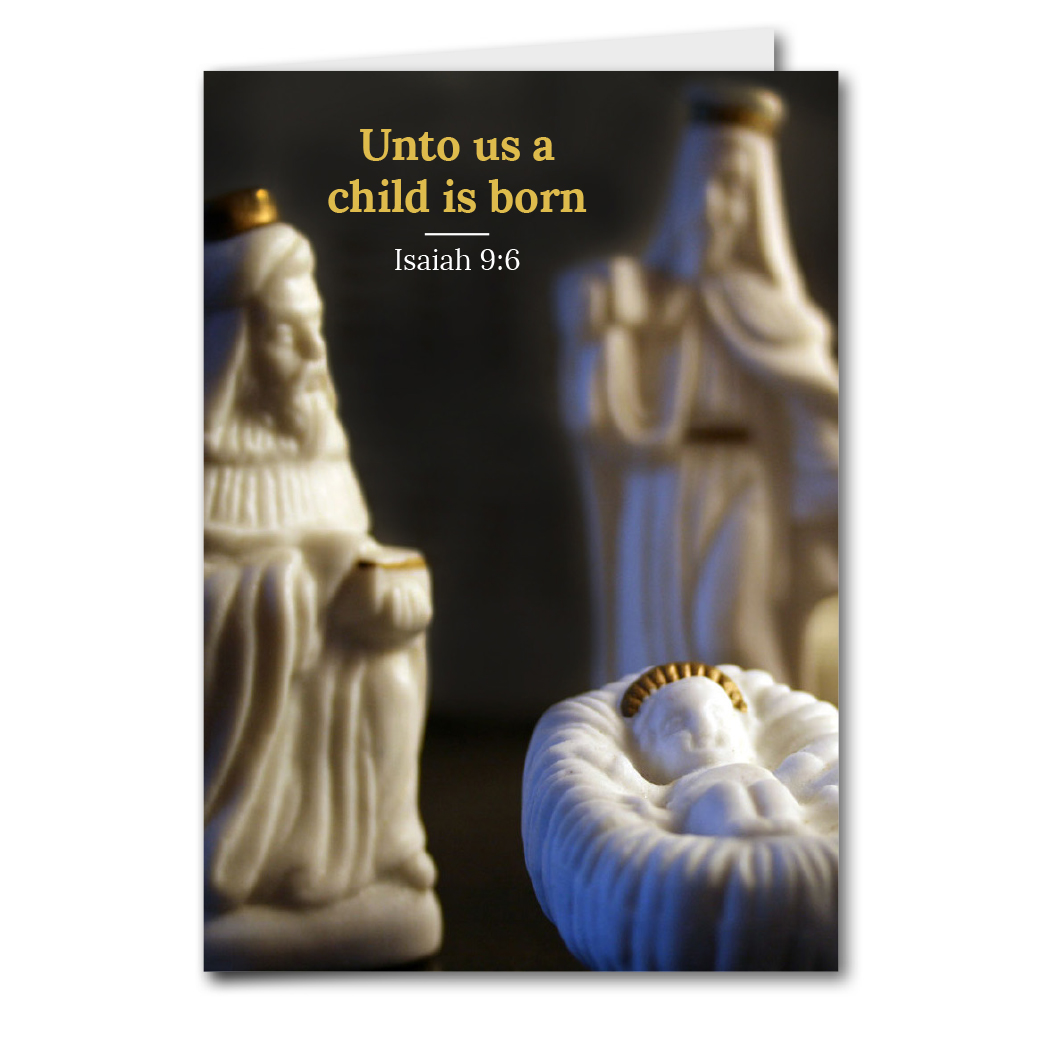 Product Tile - 1607 - A Child is Born