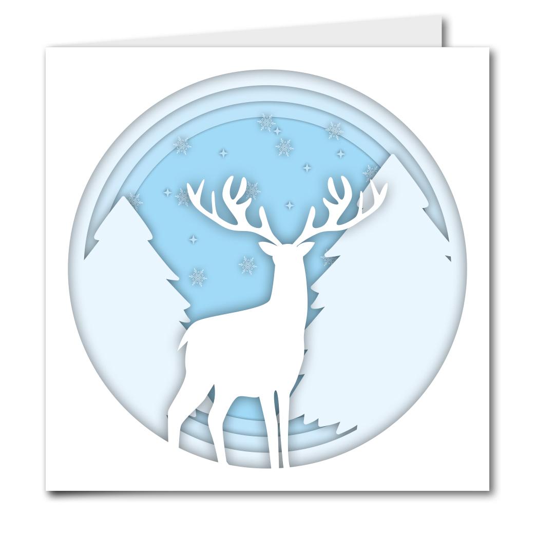 Product Tile - 2101 - Reindeer
