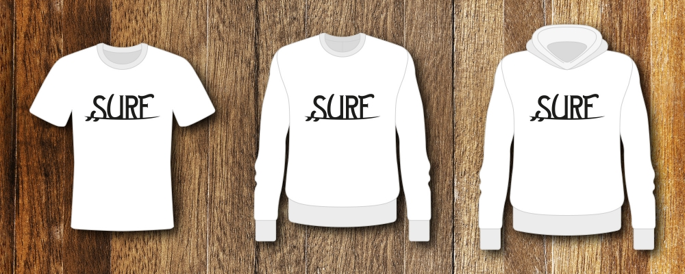 Surf 5 – All White